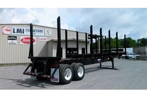 2020 Pitts LT40-LSP  Trailer-Log