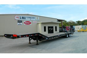 2020 Pitts LB35-33CSS  Trailer-Lowboy