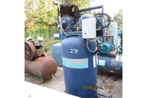 Unknown 5hp  Air Compressor