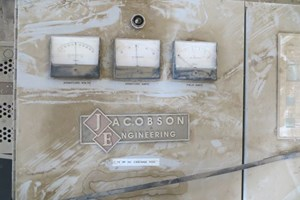 Jacobson DC Drive Box  Electrical