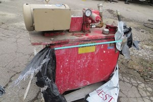 Unknown 1 Phase  10HP  Hydraulic Power Pack